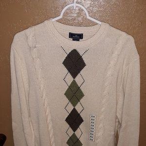 Dockers Sweater NEW Size Medium